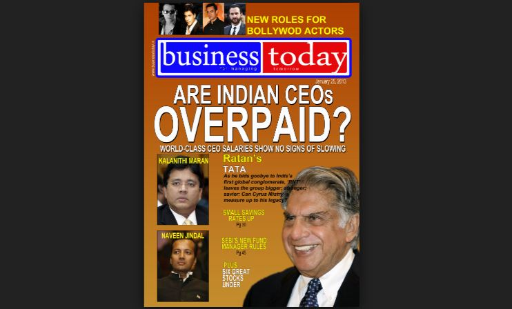 business today, Top 5 Most Read Business Magazines in India 2019