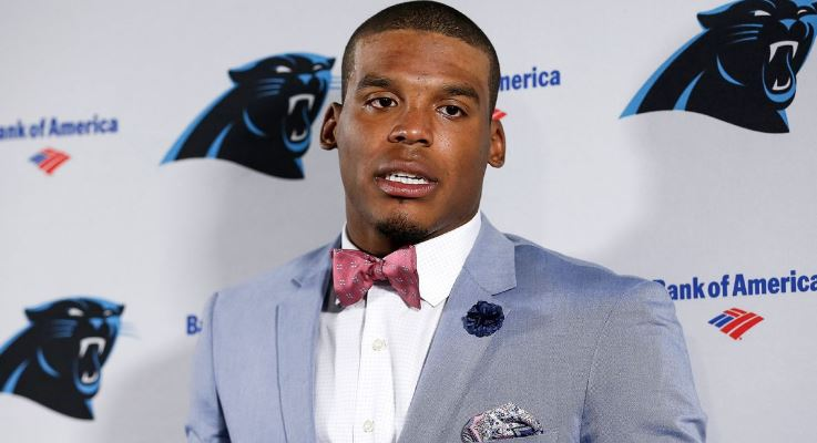 Cam Newton Top 10 Highest Paid Athletes 2017