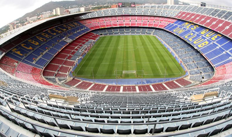 Camp Nou Barcelona, Spain Top 10 Most Beautiful Stadiums in The World 2017
