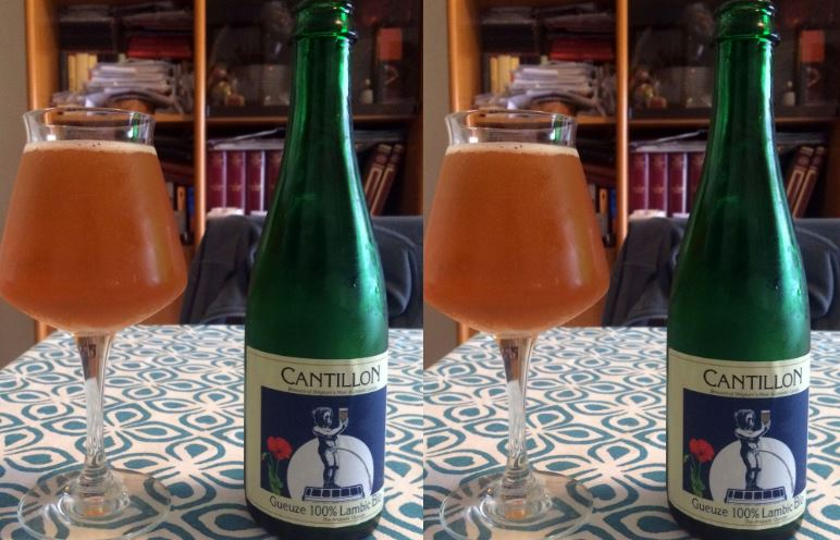 Cantillon Gueuze 1978 Top Most Popular Expensive Beers Brand in The World 2018