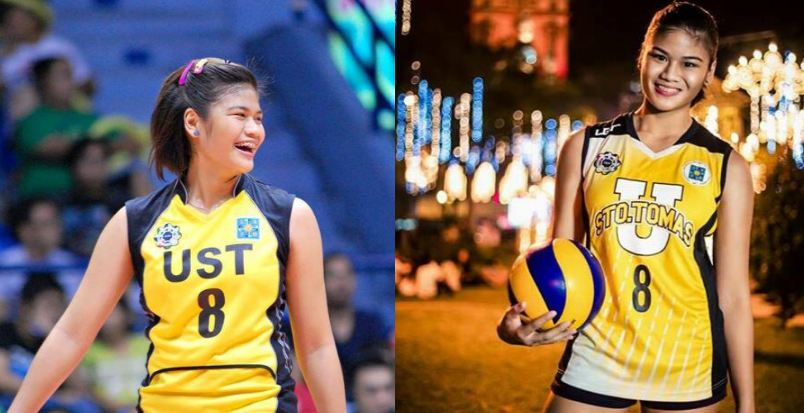 carmela-tunay-top-popular-beautiful-uaap-volleyball-players-in-the-world-2017