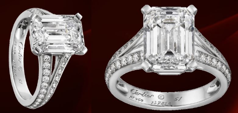 cartier-emerald-cut-diamond-ring-top-most-popular-beautiful-engagement-rings-in-the-world-2018