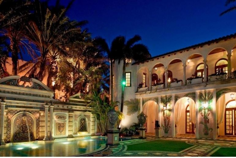 Casa Casuarina Top 10 Most Expensive Houses In USA 2017