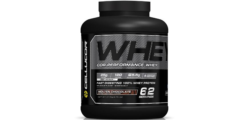 Cellucor COR-Performance Whey, Top 10 Best Selling Dietary Supplements in The World 2017