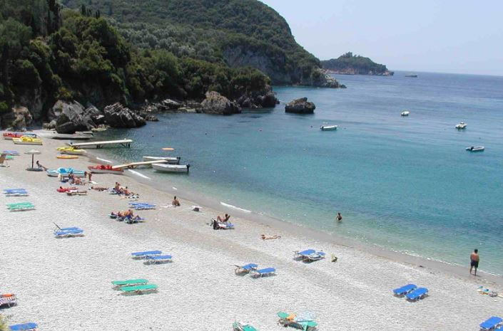 Corfu, Greece Top Most Famous Cheapest Beach Vacations 2018