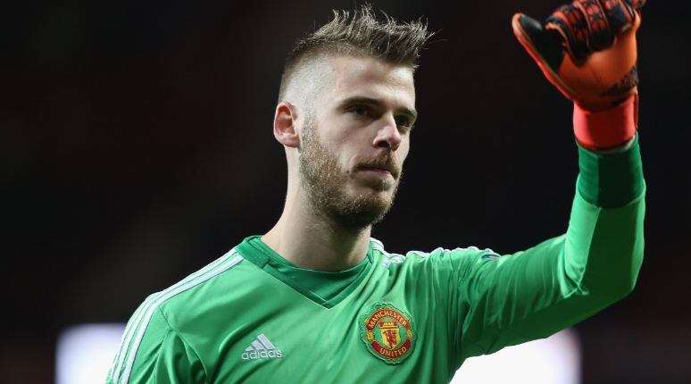 david de gea, Top 10 Highest Paid Goalkeepers in The World 2017