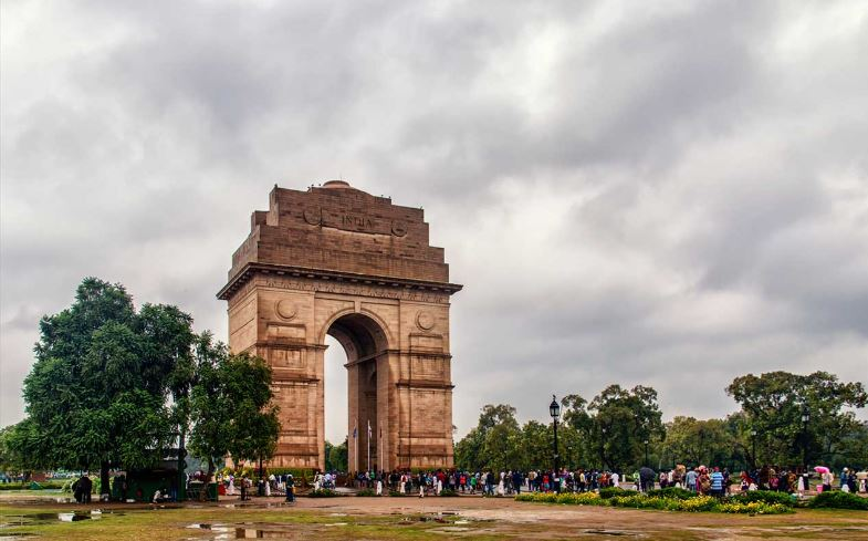 DELHI Top Most Developed States In India 2017