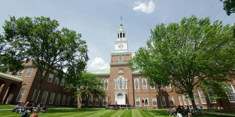Dartmouth College Top Most Beautiful Colleges of The World 2017