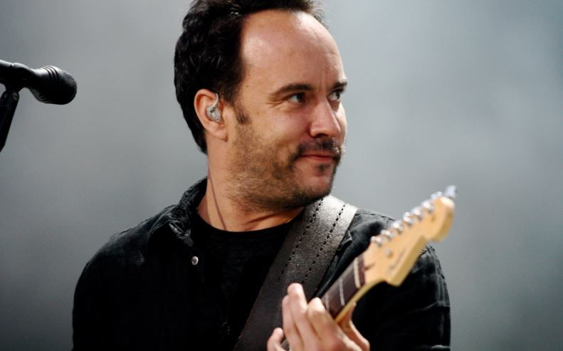 Dave Matthews Top Most Popular Highest Paid- Successful Guitarists in The World 2018