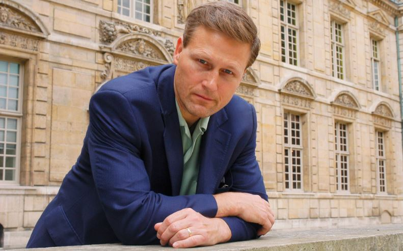 David Baldacci Top Most Famous Selling Authors 2018