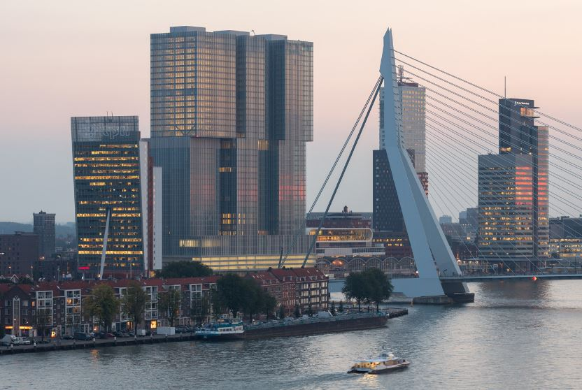 De Rotterdam Top Most Beautiful Buildings In The World 2017