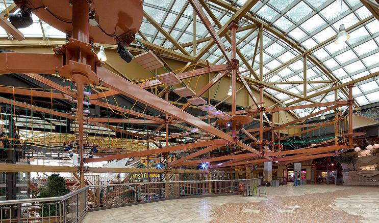 Americas Top Largest Shopping Malls - Largest malls in usa