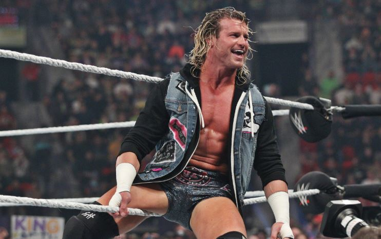 Dolph Ziggler Top Most highest paid wrestlers in The World 2017