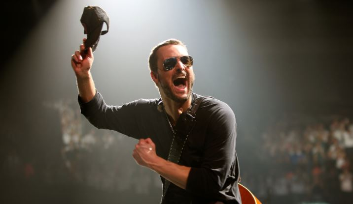 ERIC CHURCH Top Most Famous Country Singers 2018