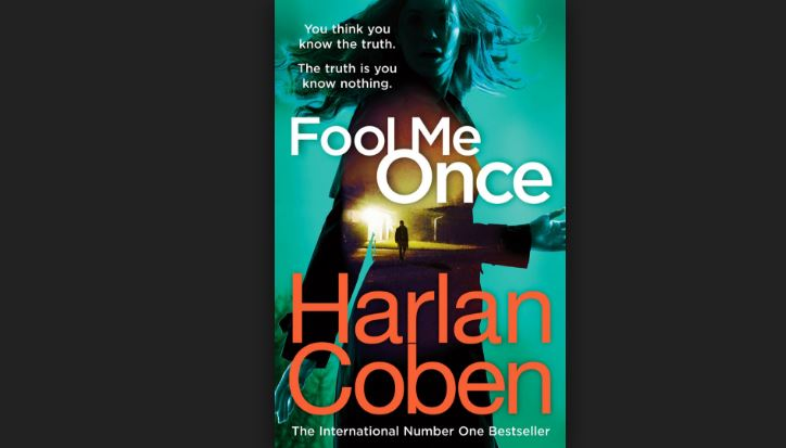 Fool Me Once by Harlan Coben Top Best Selling Kindle Books of The Year 2017