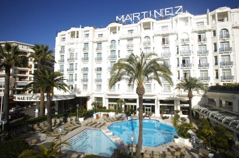 GRAND HYATT CANNES HOTEL MARTINEZ in CANNES, FRANCE at $35,700 per night Top Most Famous Expensive Hotels In The World 2018