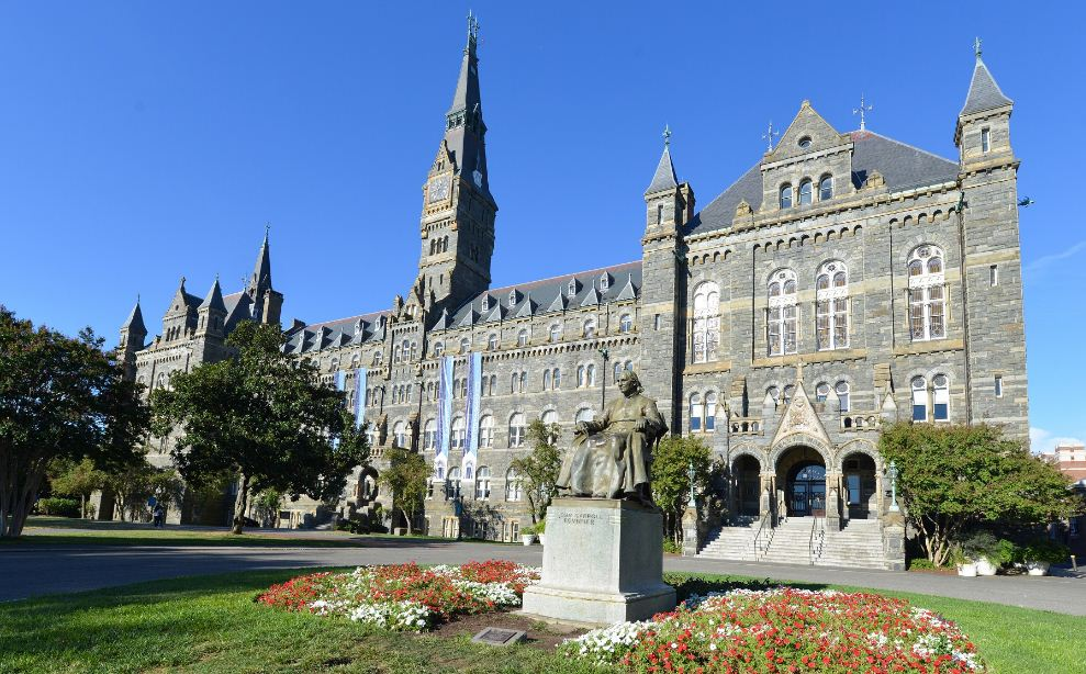 georgetown-university-top-most-famous-expensive-colleges-in-the-world-2019