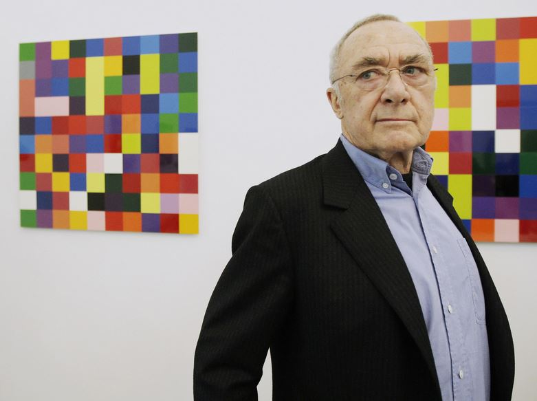 gerhard-richter-top-most-famous-visual-artists-in-the-world-2019