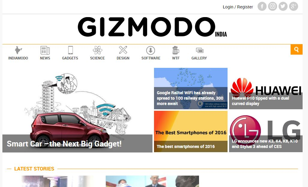 gizmodo-top-famous-best-tech-gadgets-websites-2019