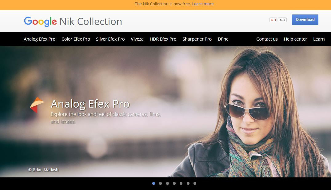 google-nik-collection-top-most-popular-free-online-photo-editing-websites-2018