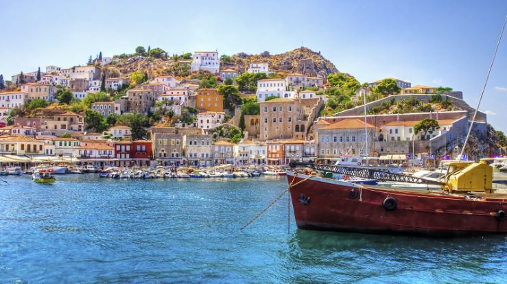 Greece Top Most Popular Beautiful Countries in Europe 2018