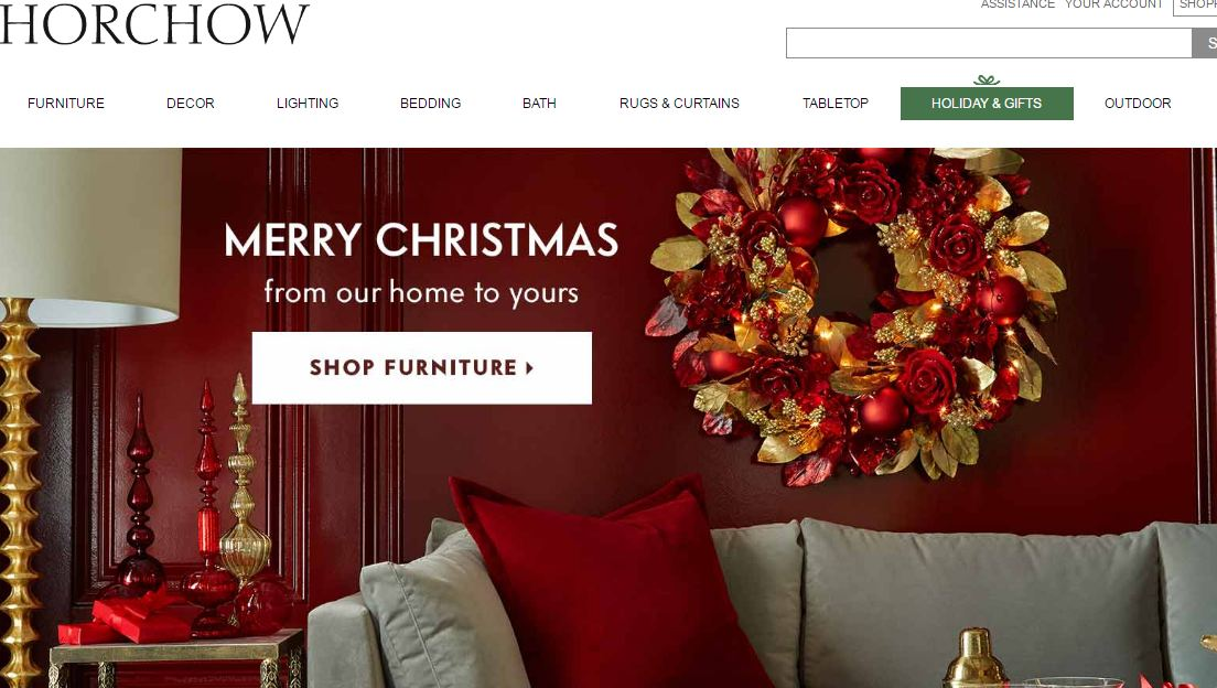 horchow-top-most-famous-best-furniture-websites-2018