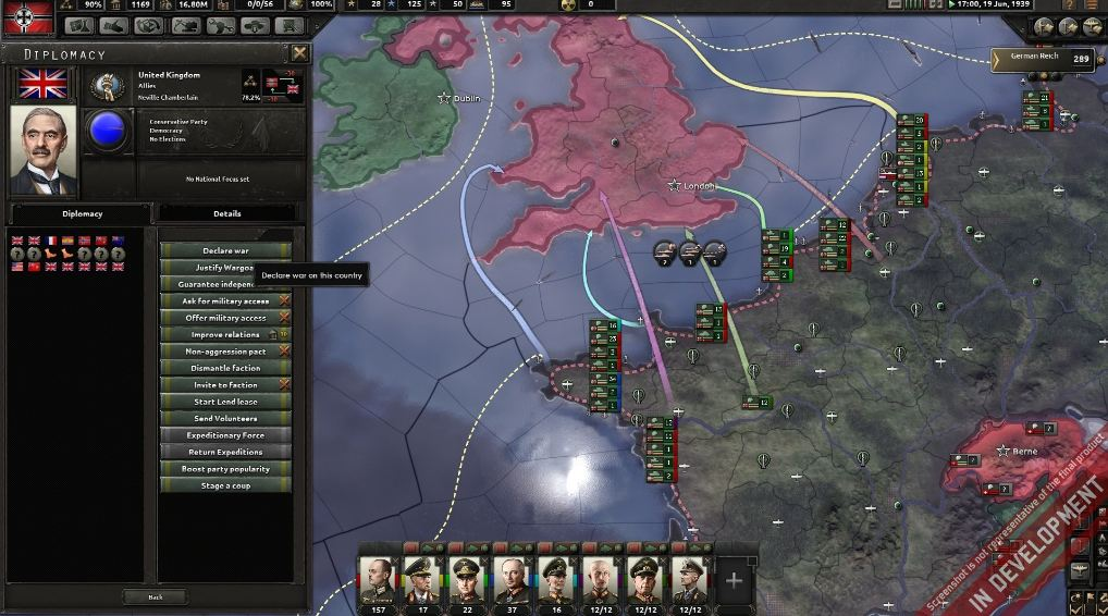 Hearts of Iron IV: 9.0, Top 10 Best Selling PC Games in The World 2017