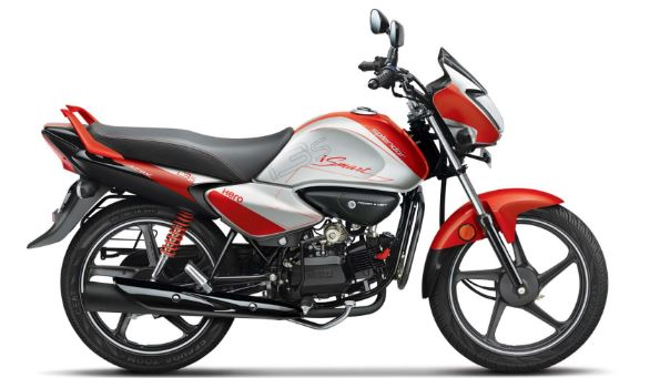 Hero MotoCorp Splendor Top Most Popular Cheapest Bikes in India 2018