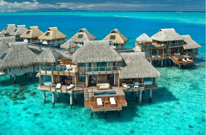 hilton-bora-bora-nui-resort-and-spa-top-popular-beautiful-honeymoon-destinations-of-the-world-2019