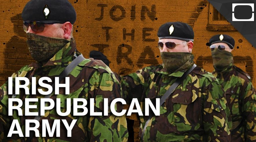 irish republican army, Top 10 Richest Terrorist Groups in The World 2017