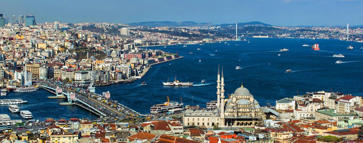 istanbul, Top 10 Most Beautiful European Cities 2017