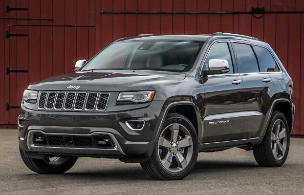 Jeep Grand Cherokee Top Most Famous Cheapest SUVs 2018