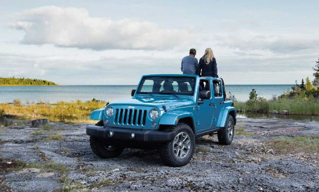Jeep Wrangler unlimited Top Famous Cheapest SUVs 2019