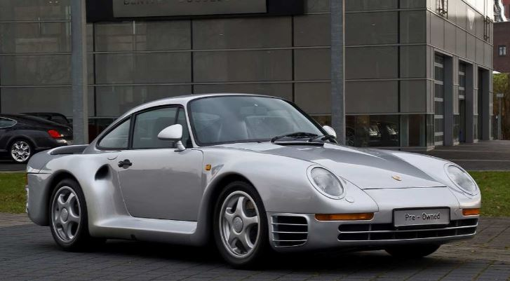 Jerry Seinfeld's Porsche 959 Top Most Popular Expensive Celebrity Cars 2018