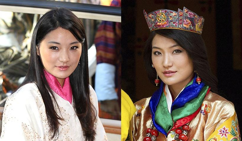 jetsun pema, Top 10 Sexiest and Most Popular Princesses in The World 2018
