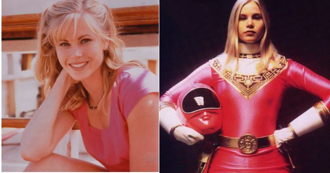 Sexiest Power Rangers