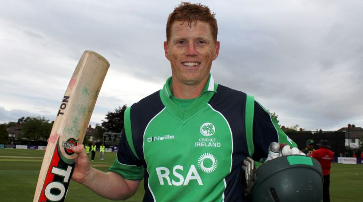 kevin-obrien-top-famous-richest-cricketers-in-ireland-2019