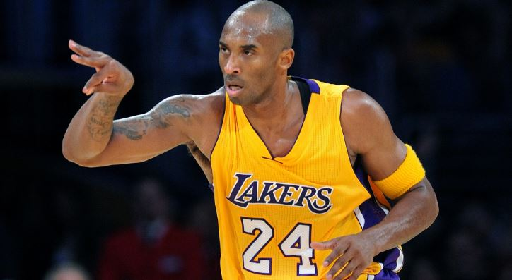 Kobe Bryant Top Famous Highest Paid Athletes 2019
