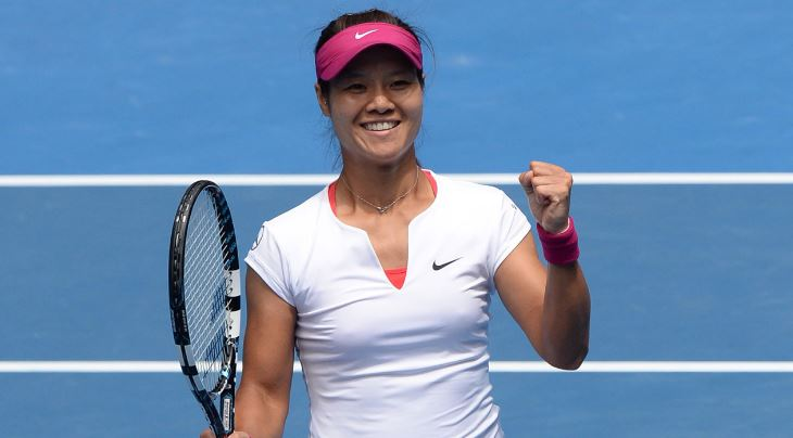 LI NA Top Most Famous Richest Tennis Players In The World 2018