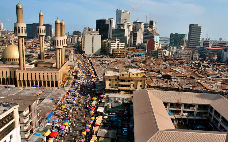 lagos nigeria, Top 10 Largest Cities in The World 2019