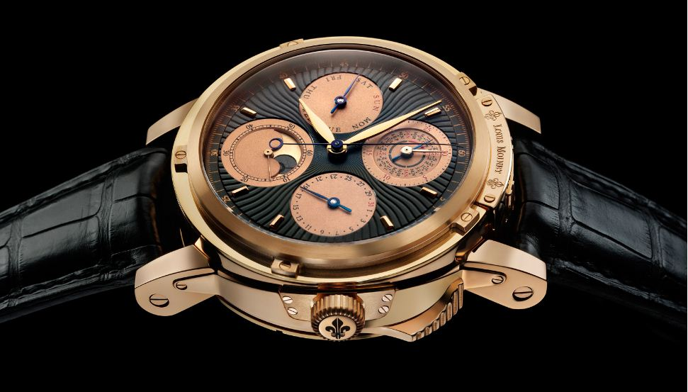 Louis moinet magistralis, Top 10 Most Expensive Men's Watches in The World 2017