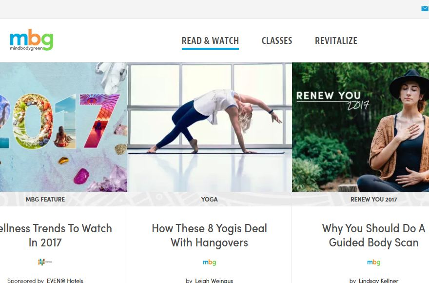 mbg-mind-body-and-green-top-famous-best-yoga-websites-2019