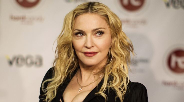 Madonna Top 10 Best Selling Music Artists
