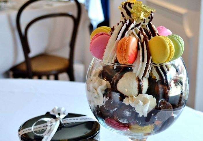 Mauboussin Mega Sundae Top Famous Expensive Ice Cream Deserts in The World 2019