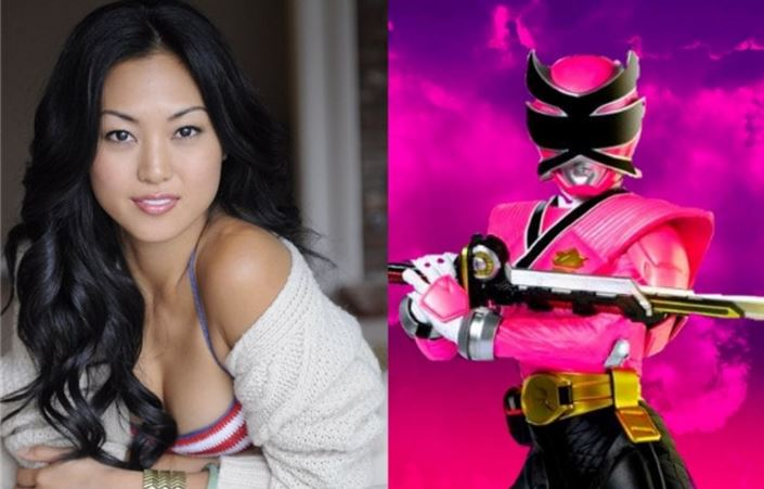 girls from power rangers the movie naked