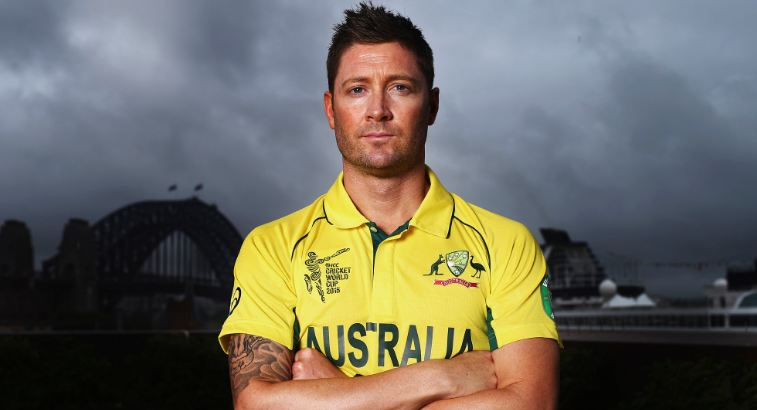 michael clarke, Top 10 Richest Cricketers in The World 2019