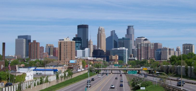 minnesota, Top 10 Richest US States 2018