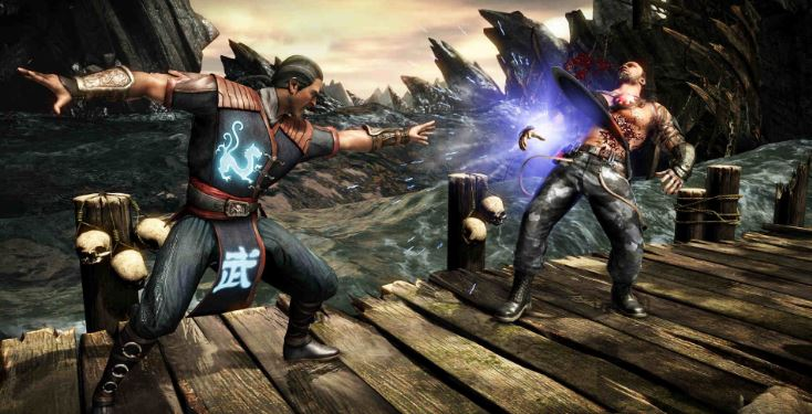 Mortal Kombat X Top 10 Best Selling PS4 Games in The World