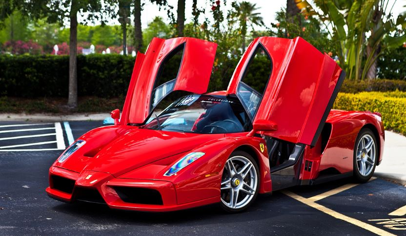 Nicolas Cage's Ferrari Enzo Top Popular Expensive Celebrity Cars 2019