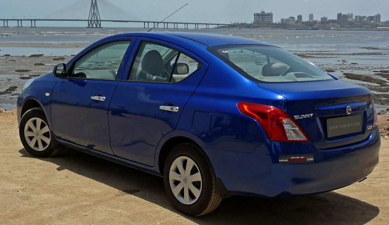 Nissan Sunny Top 10 Cheapest Sedan Cars